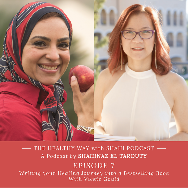 EP12: Writing Your Healing Journey Into a Bestselling Book