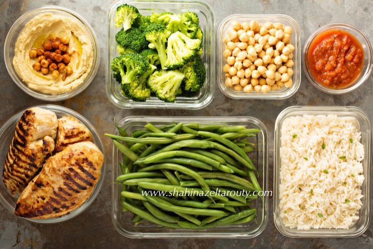 The Number one step to eating healthy – Meal Prepping
